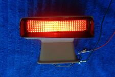 TESTED Genuine OEM 1980s-90s GM Models 3rd Brake Light High Stop Lamp Mount Tan