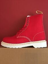 DR MARTENS Mens Page Boots True Red size Uk 10 Eu 45 BRAND NEW WITH BOX!!