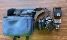 Panasonic Lumix DMC-FZ70 in excellent condition with extra battery, chip, case