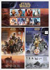 Great Britain 2017 - Star Wars: The Last Jedi Presentation Pack