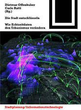 NEW Die Stadt entschlüsseln (Bauwelt Fundamente) (German Edition)