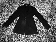 Vintage Karen Millen Size 8 Black Evening Party Special Occasion Jacket