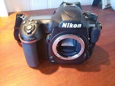 Nikon D500 DSLR Camera Body - Black