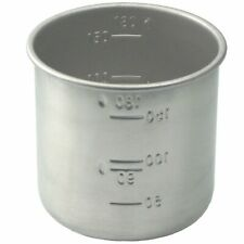 Stainless Steel Rice Measuring Cup 1 for Rice Cookers all Brands such as Aroma
