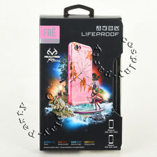 LifeProof FRE Water Dust Snow Proof iPhone 6 iPhone 6S Case (XTRA PINK Realtree)