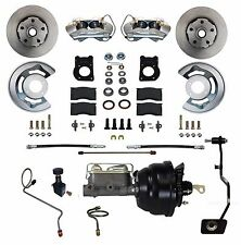 1970 Ford Mustang Cougar  Disc Brake Conversion Kit Power manual transmission