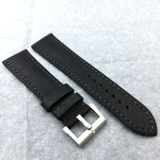 23mm 120/80mm Carbon Fibre Leather Band 20mm Spring Bar Buckle For Blan cpain BP