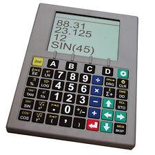 Sci-Plus Calculator 2200 Low Vision Scientific, Big Button Large Print