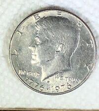 BICENTENNIAL 1776-1976 D KENNEDY HALF DOLLAR COIN FIFTY CENT PIECE FREE SHIP 2