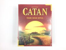 New Catan Trade Build Settle Board Game 3071