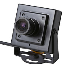 720P AHD Mini Hidden Small Digital CCTV Camera Audio Pinhole Security System