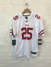 San Francisco 49ers Nike Kids NFL Road Game Jersey - 18-20 Years - Sherman - New