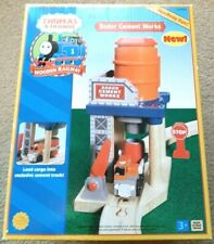 Thomas & Friends: Sodor Cement Works - NEW - FREE Shipping