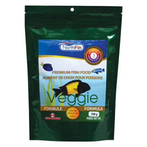 RA Veggie Formula - 1 mm Sinking Pellets - 500 g