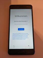 Nokia 6 Dual SIM Smartphone (5,5 Zoll), 32GB, 16 MP Kamera, Android 7.0, Blau