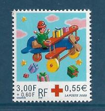 FRANCE 2000 RED CROSS NEW YEAR SG 3694 MNH.