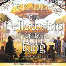 The Lord of the Rings: The Fellowship of the Ring by J.R.R. Tolkien - MP3 Audio