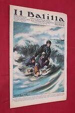 rivista a fumetti IL BALILLA Supplemento Popolo d'Italia ANNO XV N.10 (1937)