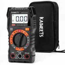 Kaiweets Digital Multimeter Km100 Cat Iii 600 V Voltmeter For R Acdc Voltage