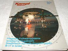 Kampf Magazin Born in Battle AWACS Israelische Flugabwehr IAF B-17 Sowjet Truppe