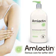 Amlactin Moisturizing Body Lotion 20 Ounces w/ 12% Lactic Acid