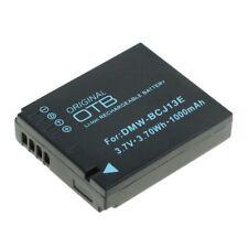 OTB Accu Batterij Jupio CPA0023 DMW-BCJ13E - 1000mAh Akku Battery Batterie
