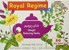 Royal Regime Weight Loss Diet Slimming 50 Tea Bags Detox
