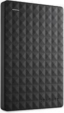 Seagate 1TB USB 3.0 External Portable 100-240v PC Hard Drive, XBOX One PS4 PC