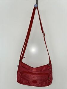 Kipling Dusty Pink Cross Body Handbag