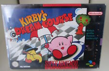 Kirby's Dream Course (Nintendo SNES) PAL OVP/Modul/Anleitung