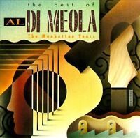 AL DI MEOLA The Best Of The Manhattan Years CD BRAND NEW