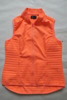 Next Women`s Gilet Vest Waistcoats Orange Size 6,8,10,12,14 RRP £40.00