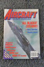 AIRCRAFT ILLUSTRATED MAGAZINE AUGUST 1995 AIR DISPLAY SUPPLEMENT MUNICH DISASTER