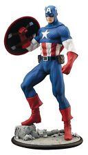 Captain America Steve Rogers Figure Model Resin Kit Unpainted Unassembled 1/6