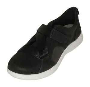 Cloudsteppers by Clarks Sz 6.5 Lulu Go Lace-Free Sneaker Nylon Shoes 703916001