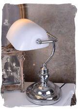 Bankerlampe Art Nouveau Tischlampe Vintage Nostalgie Schreibtischlampe