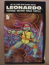 Leonardo #1 Teenage Mutant Ninja Turtles Mirage 1986 One Shot TMNT