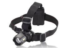 CAT CT4200 Focusing Headlamp with Adjustable Angle Head - 220 lumens