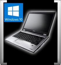 TOSHIBA TECRA A10 15,4 ZOLL INTEL 2- CORE 2.53GHZ 4GB RAM 200GB HDD DVDRW WIN10