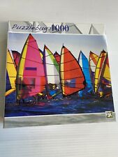 Colorful Windsurfing Getty Images 1000PCS Jigsaw Puzzle NEW SEALED
