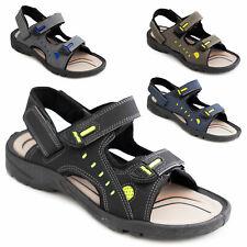 Sandali uomo donna regolabili ecopelle comfort ciabatte scarpe TOOCOOL SU4592