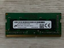 Micron 4GB DDR4 PC4-2400T-SC0-11 RAM 1RX16 2400MHz - Laptop RAM - Apple Mac