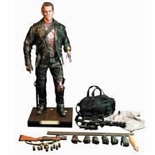 Enterbay Terminator 2 T-800 Battle Damaged Version 1/4 Scale HD Masterpiece MIB