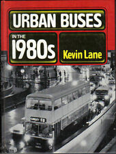 Urban Buses in the 1980s Photographc record inc. garages, midi & minibuses +