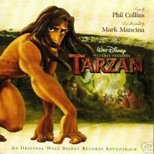 Tarzan - 1999 - Phill Collins - Original  Soundtrack CD