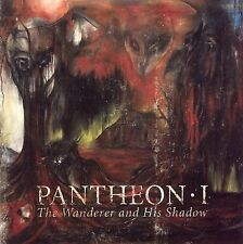 PANTHEON I - The Wanderer And His Shadow CD (NEW/SEALED, Candlelight Records)