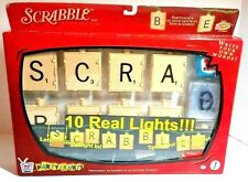 Scrabble Party Lights Game Night Home Decor Collectable Brain Wave String Lights