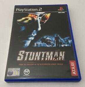 Stuntman (ps2, 2001)