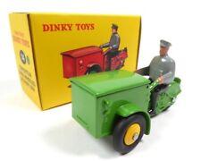 Three Wheeler Triporteur green DINKY TOYS 1:43 DeAgostini DIECAST MODEL - 14
