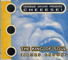 Geonique Groove presents cheeese-The King Of Soul (James Brown) ° Maxi-CD 1996
